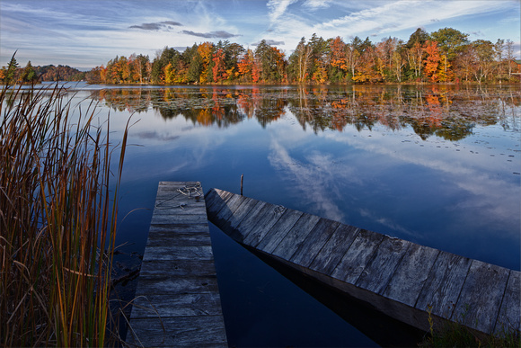 Forgotten Docks, Lake Hortonia