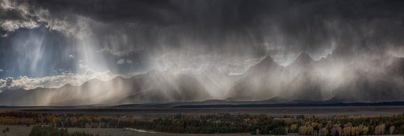 Storm over the Teton Range #2